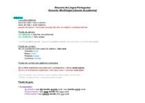 Adjetivos - Locuções adjetivas - Flexão de Gênero, Número e Grau - Grau Comparativo Analítico e Sintético, Grau Superlativo Absoluto e Relativo - Adjetivo Relacional