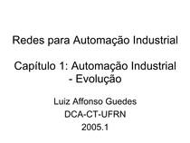 Redes Para Automação Industrial Cap 1