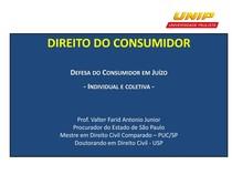 Oficina prática Direito do Consumidor Defesa do consumidor em juízo