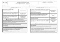 Classificação das doenças pulpares e periapicais