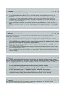 AV1 e AV2 fundamentos da economia