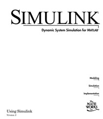 Simulink Dynamic System Simulation for MatLab - Matlab - 30
