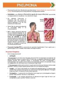 Pneumonia - BM