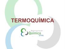 aula 6 - termoquimica
