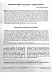 CARVALHO - A Psicologia Frente a Educação e o Trabalho Docente