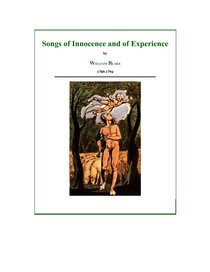 Blake Songs of Innocence and of Expreience