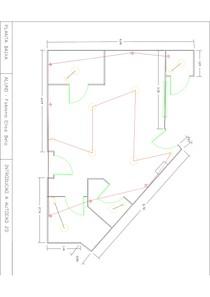 atividade pratica autocad 2d fabiano elias belo