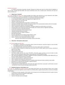 Remédios Constitucionais (resumo)