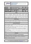 Plano de Aula Processo Conhecimento II - ESUP -  2013.2