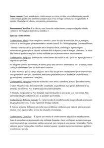 Resumo Fundamento das Ciências Sociais - FCS para AV