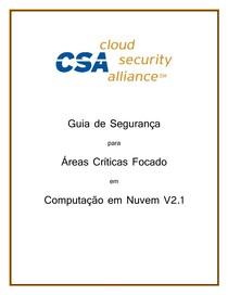 CSA Segurança em Nuvem