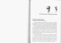 O poder nas organizações Reinaldo Dias