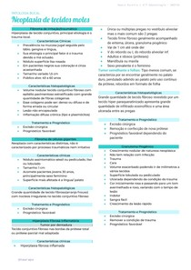 Neoplasia de tecidos moles