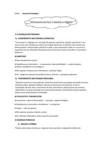 Dermatologia Veterinária II
