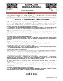 WL-P & R-04-Direito Constitucional-08-O Poder Judiciário - O Ministério Público-002
