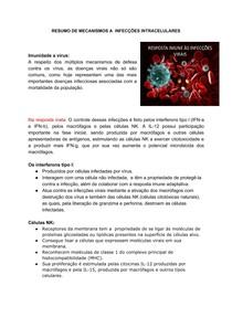 Infecções intracelulares