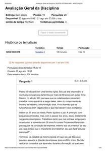 Avaliação Geral da Disciplina_ GESTÃO DE PESSOAS E NEGOCIAÇÃO