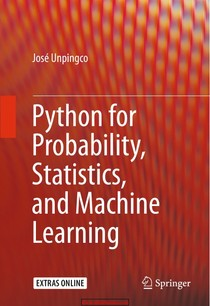Python for Probability, Statistics, and Machine Learning - Jos - 27