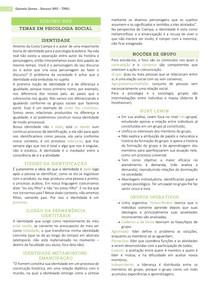 Resumo NP2 - Temas em Psicologia Social