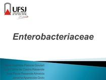 Enterobacteriaceaassssssssssss