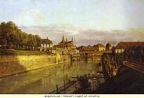 Bernardo Bellotto - Hidrovia Zwinger