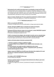 AV2 PROTOCOLO DE COMUNICAÇÃO