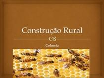 Construção Rural - Colmeia