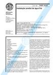 NBR 05626   1998   Instação Predial de Água Fria