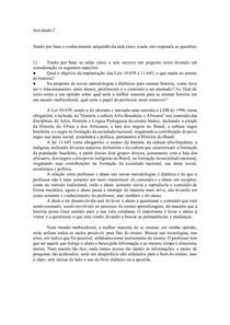 atividade resolvida 2- ensino de história- teoria e praatica