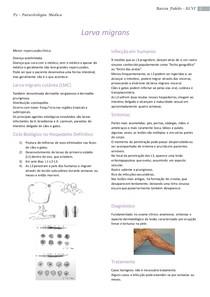Aula 05 - Larva Migrans e Estrongiloidiase - P2 - Vinícius