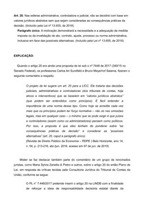 Art 20 da LINDB - Comentários