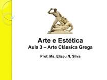 Arte e estética 03