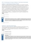 APOL 04 Administração da Produção de Materiais e Teoria Geral da Administração