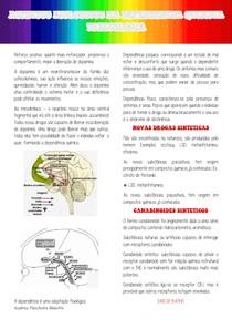 ASPECTOS BIOLOGICOS DA DEPENDENCIA QUIMICA
