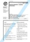 NBR 10068 - Folha de Desenho - Leiaute e Dimenses