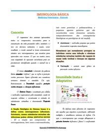 Imunologia Propriedades e Visão Geral das Respostas Imunes