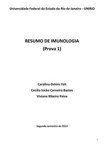 P1 Imuno Resumão