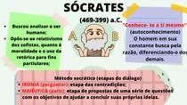 SÓCRATES - principais pontos