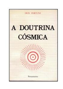 Dion Fortune   A Doutrina Cósmica