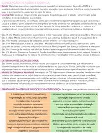 Interação Comunitária: Concepção de Saúde e Doença