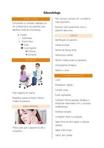 Anamnese e exame fisico