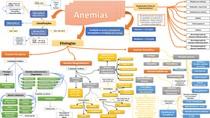 Mapa mental - Anemias