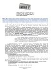 Art. 5º da Constituição comentado
