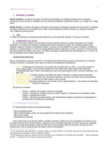 Resumo Processo Civil I e II