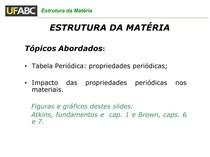 Aula 10-B - Tabela Periodica