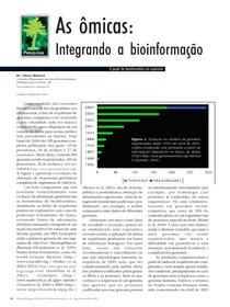 Artigo - As ômicas - Integrando à bioinformação