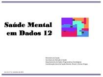 SMD12  dados de saúde mental no Brasil