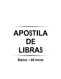 Apostila de LIBRAS