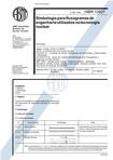 NBR 12607 - 1992 - Simbologia para Fluxogramas de Engenharia Utilizados na Engenharia Nuclear