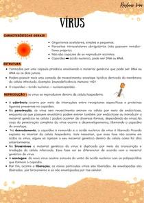 Resumo de Vírus